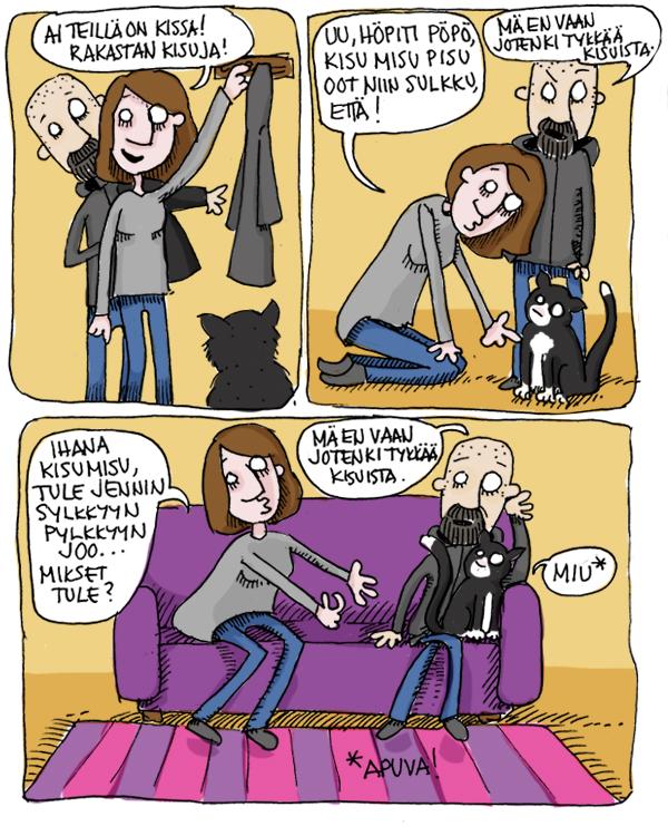 Kissanpäiviä